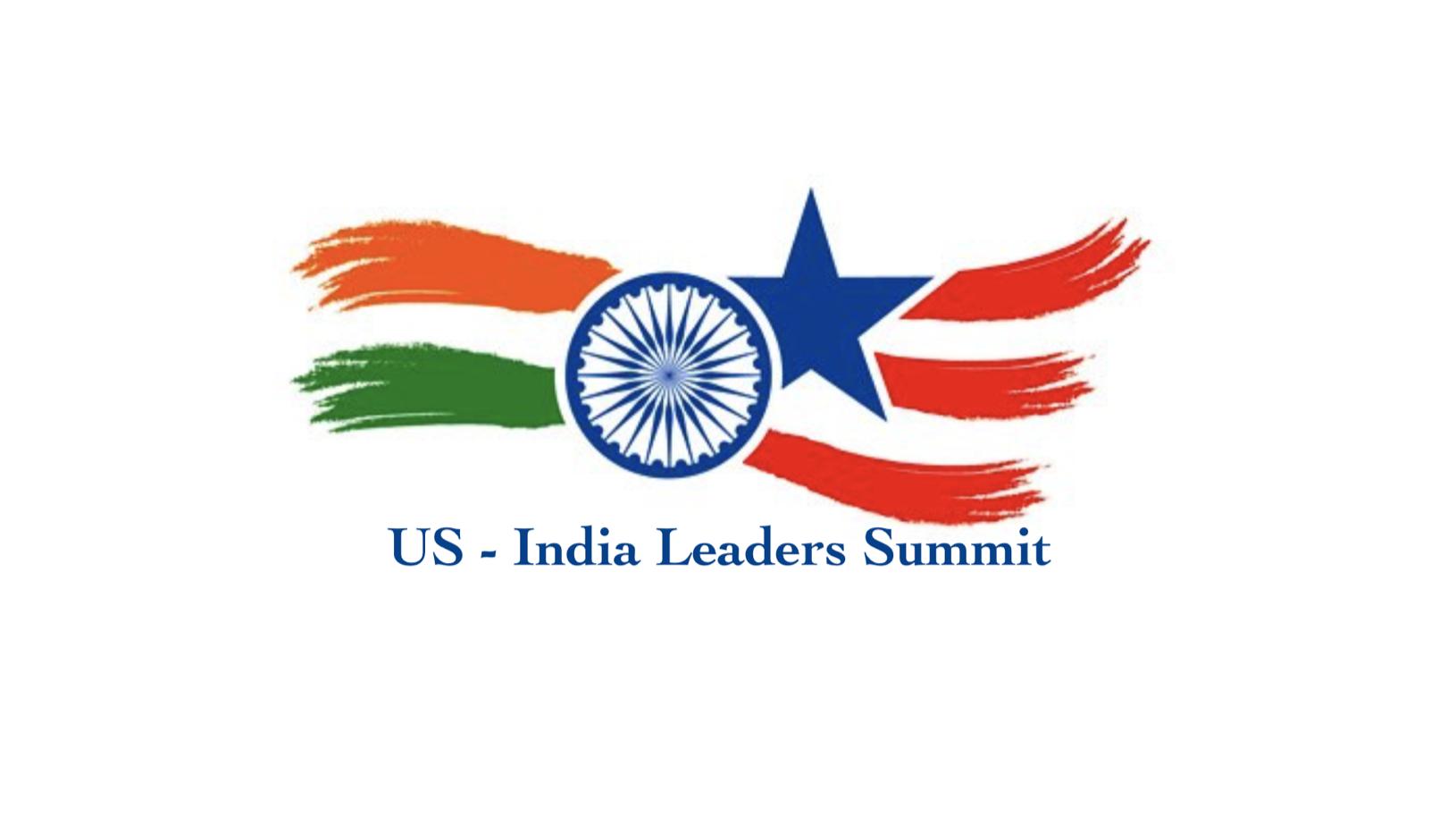 US – INDIA LEADERS SUMMIT – LOGO – WEBSITE