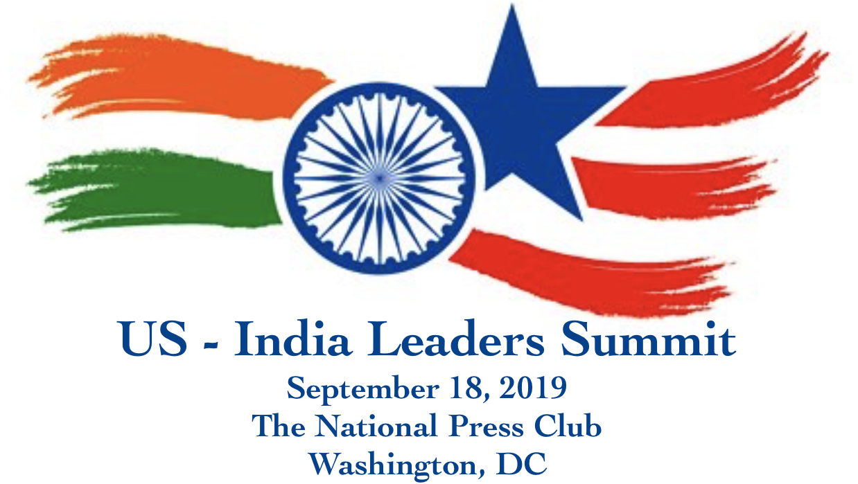US-India Leaders Summit in Washington DC to Address America's Healthcare Challenges, Boost Growth through Trade and Strengthen Security Partnership