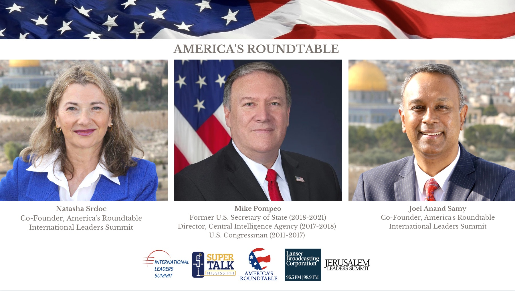 America's Roundtable Exclusive: Former Secretary of State Mike Pompeo Joins America's Roundtable for In-Depth Conversation